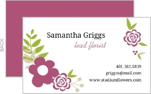 Custom Business Cards - 11149