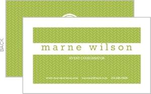 Custom Business Cards - 11154
