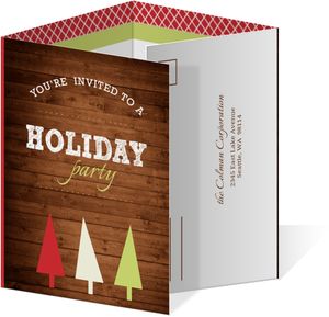 Business Holiday Party Invites - 11369