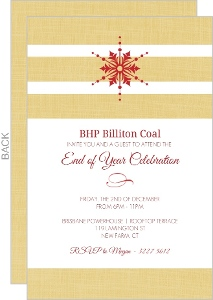 Business Holiday Party Invites - 11405