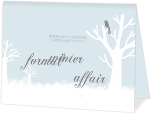 Holiday Party Invites - 11410