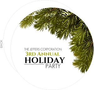 Business Holiday Party Invitations - 11419