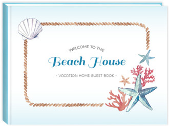Fresh Citrus Vacation Home Guest Book
