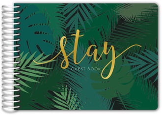 Tropical Stay Vacation Home Guest Book