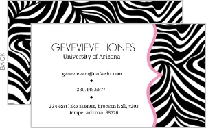Business Cards - 11504