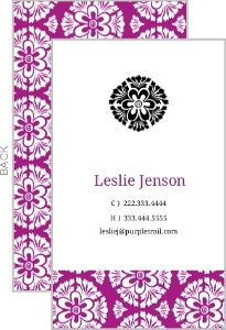 Business Cards - 11510