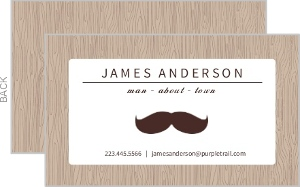 Custom Business Cards - 11523