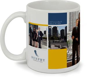 Modern Blocks Coffee Mug