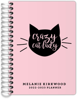 Cat Lady Tiny Planner
