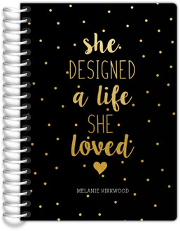 Life She Loved Tiny Planner
