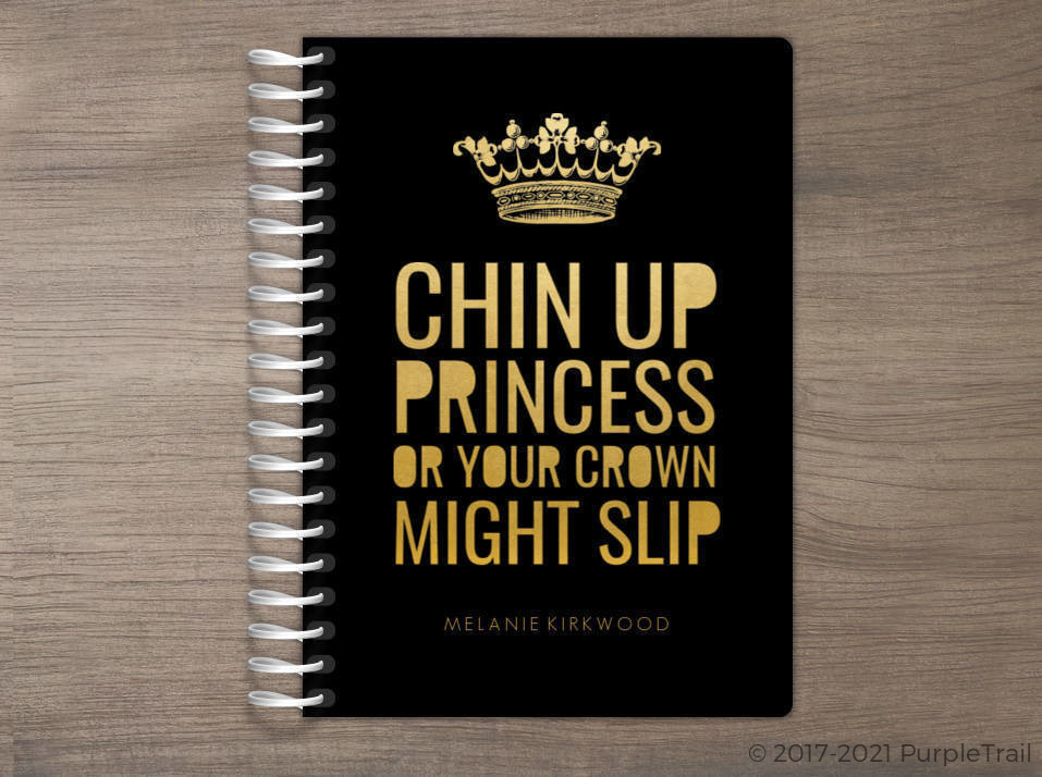 Princess Crown Tiny Planner