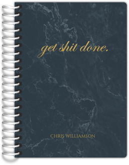Marbled Get It Done Tiny Planner