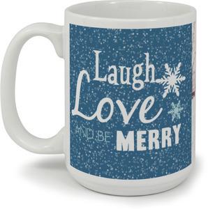 Holiday Sentiments Custom Mug