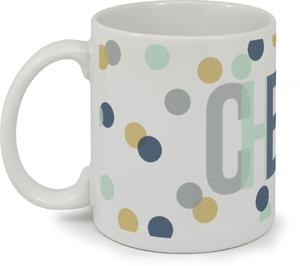 Confetti Cheers Coffee Mug