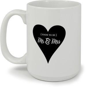 Showoff Engagement Mug