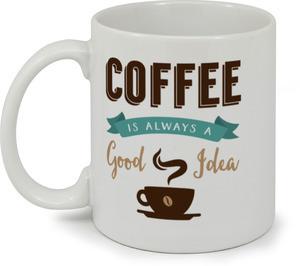 Coffee Good Idea Custom Mug