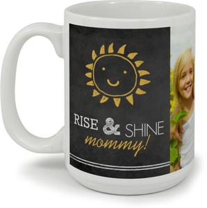 Wake Up Sunshine Custom Mug