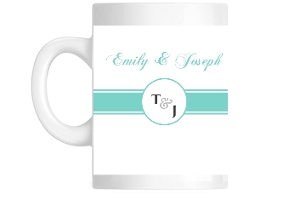 Sweet Monogram Set Mug