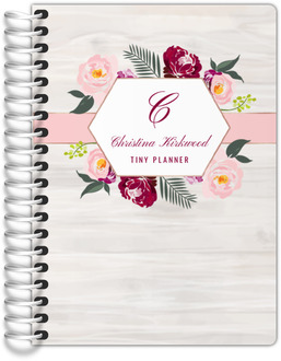 Boho Floral Tiny Planner