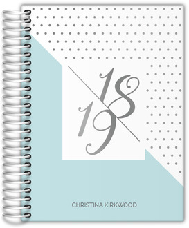 Sparkly Crystal Chandelier Magical Planner 8.5x11