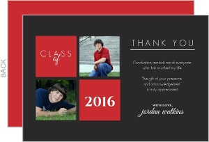 Graduation Announcements, Invitations & Thank You Cards