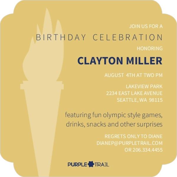 Olympic birthday invitations 28 images olympics birthday olympic birthday invitations gold olympic birthday invitation stopboris Choice Image