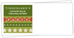 Ugly Colorful Sweater Full Custom Envelope