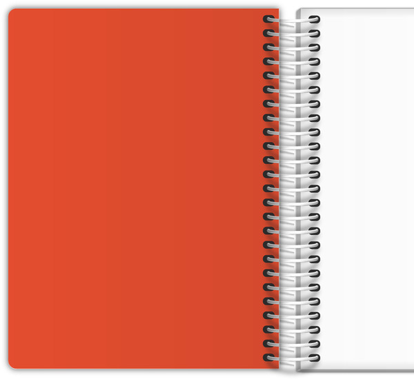 Colorful Fun Drinks Pattern Custom Journal