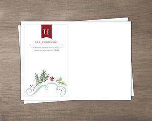 Rustic Pine Bracket Envelope