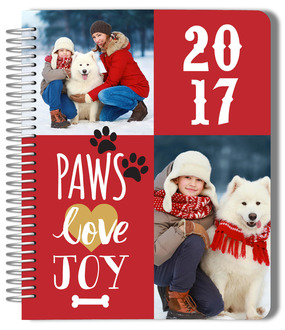 Paws Love Joy Custom Planner