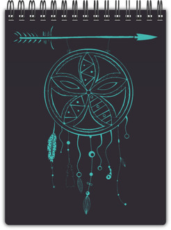 Dream Catcher Notepad