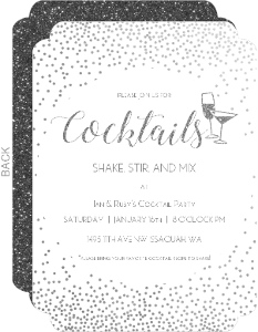 cocktail party invitations - Cocktail Party Invitation