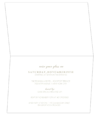 Fine Wine 50th Birthday Invitation