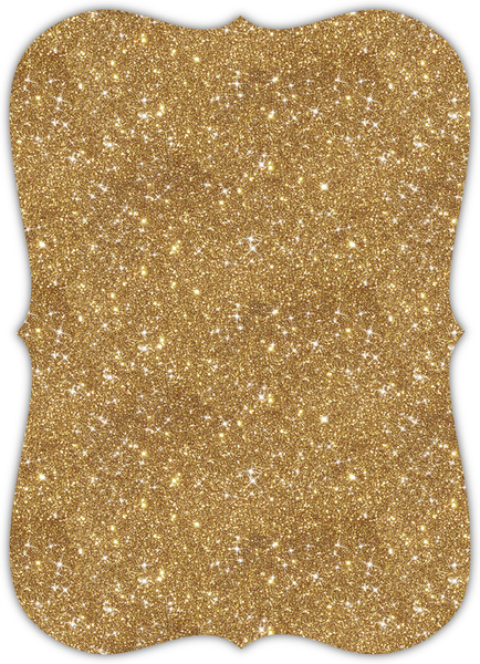 Faux Gold Glitter Cheers Glitter 50th Birthday Invitation