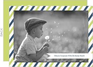 Postal Delivery 60Th Birthday Invitation
