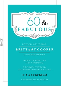 th birthday invitations, Birthday invitations