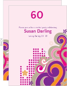 Bubbly Celebration For 60Th Birthday