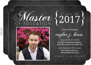 Graduate School Graduation Invitations & Graduate School ...