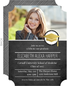 Medical School Graduation Invitations Medical School Graduation
