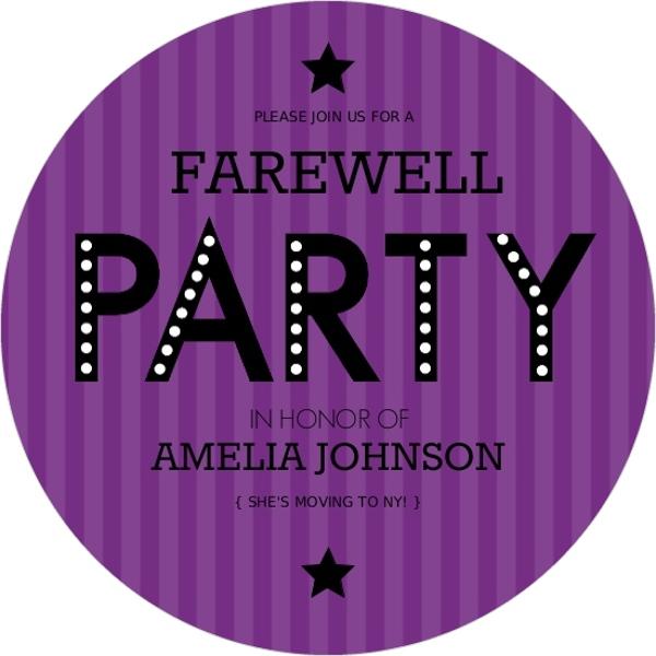Goodbye Party Invitations – Goodbye Party Invitations