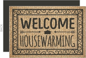 Welcome Rug Housewarming Party Invitation