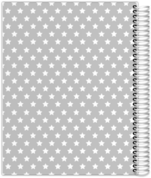Star Spangled Monogram Custom Life Planner Weekly Planners