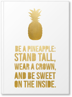 Be A Pineapple Journal