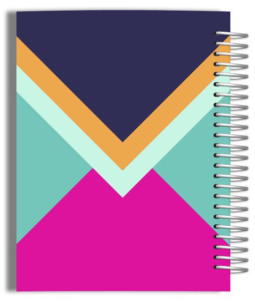 Modern Lines Custom Planner