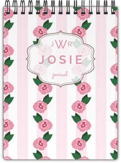 Southern Rose Notepad