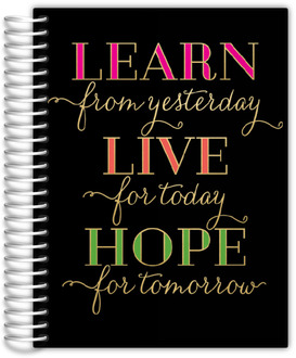 Learn Live Hope Journal