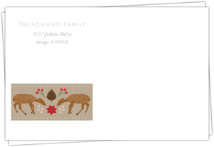 Woodland Wonderland Custom Envelope