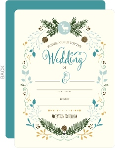 blank wedding invitations & diy wedding invitations, Wedding invitations