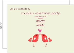 Soulmates Valentine S Party Invitation