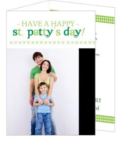 St Patrick S Day Family Tri-Fold